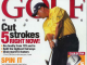 COVER of GOLF Magazine August 2005