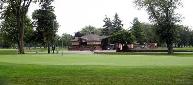 Roseland Golf And Curling Club Windsor Ontario CA