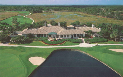 Old Marsh Golf Club / Palm Beach Gardens, FL, USA